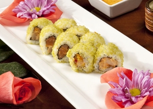 Salmon Tuna Roll